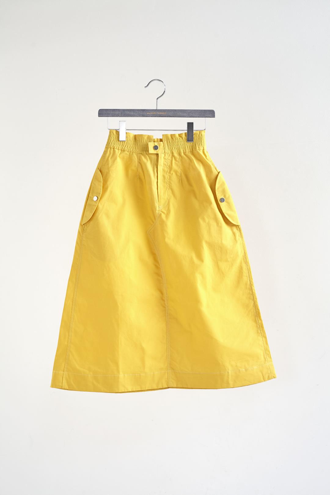 model.5 yellow