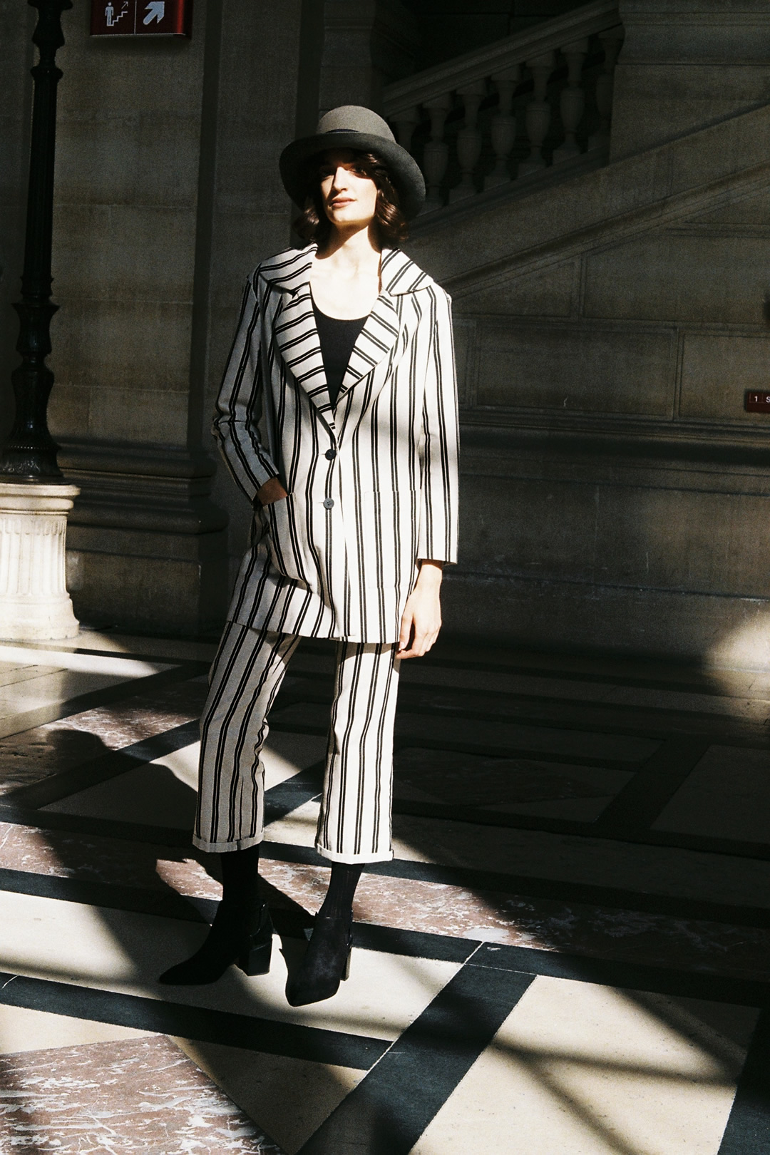 2015aw Show at Palais de Justice Paris